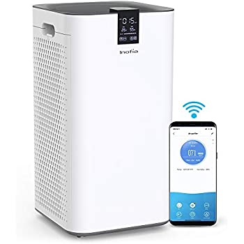 Amazon Com Coway Airmega 300 Smart Air Purifier With