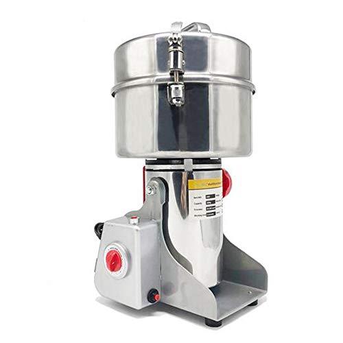 2KG Swing Type Electric Grains Herbal Cereals Dry Food Grinder Flour Powder Machine Miller Crusher Grinding Machine,220VUKPlug