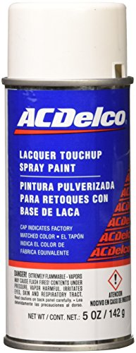 ACDelco 19354941 Summit White/Olympic White (WA8624) Touch-Up Paint - 5 oz (Paint 5 Oz Spray Can)