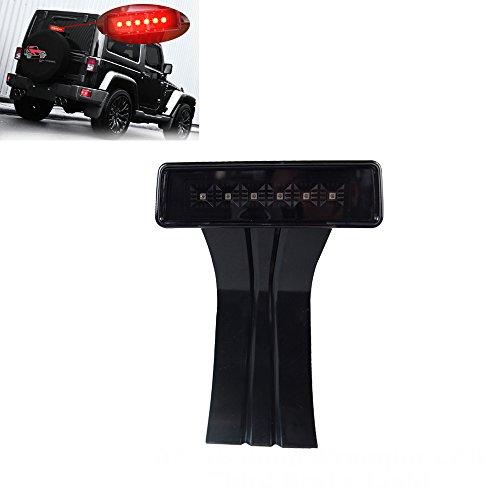 Liteway Third Brake Tail Light Rear High Mount Brake Stop Light for (Tail Lite Lens)