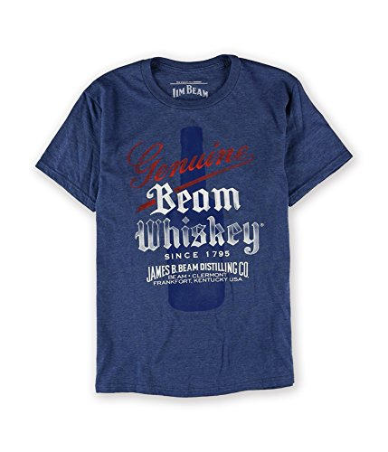 genuine-jim-beam-whiskey-since-1795-graphic-t-shirt