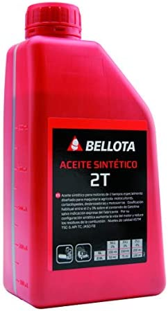 Bellota 3661-2T - Aceite 2T, Aceite Sintético 2 tiempos: Amazon.es ...
