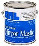 CRL Light Bodied Mirror Mastic in Gallon Cans - 300GL