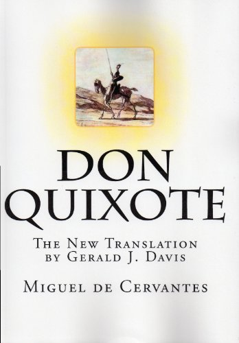 Don quixote kindle edition by miguel de cervantes gerald j davis don quixote by cervantes miguel de fandeluxe Gallery