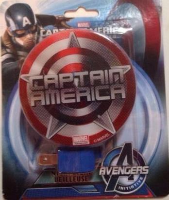 Marvel Avengers Initiative Captain America product image