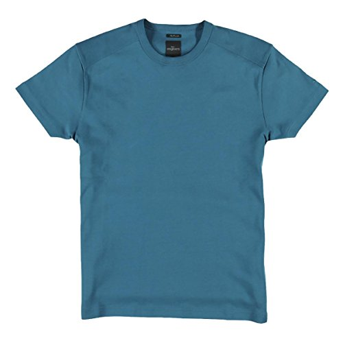 "engbers Herren T-Shirt ""My Favorite"", 24028, Türkis"