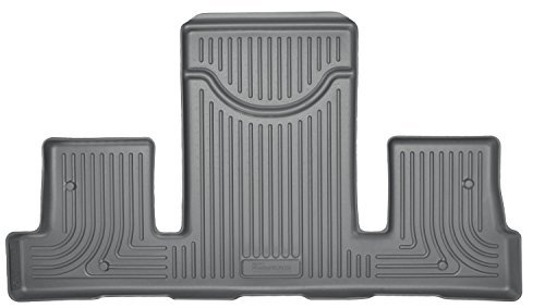 (Husky Liners 19222 WeatherBeater Grey 3rd Seat Floor Liner by Husky Liners)
