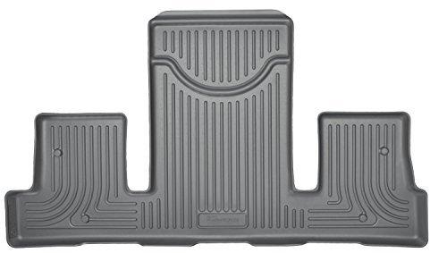 Husky Liners 19222 WeatherBeater Grey 3rd Seat Floor Liner by Husky Liners