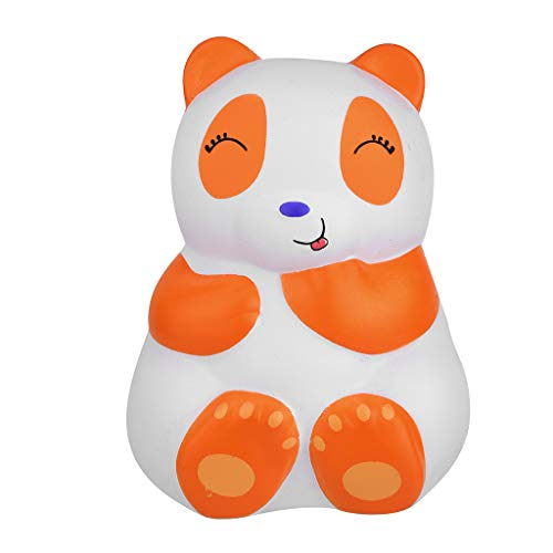 KNDDY Jumbo Squishy Kawaii Cute Animal Cream Scented Slow Rising Decompression Squeezeing Toys for Kids or Stress Relief Toy Hop Props, Decorative Props