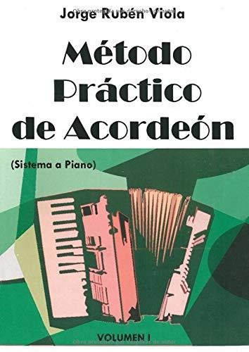 Libro : Método Practico De Acordeón Aprende Fácilmente...