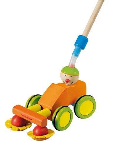 Puzzino Push and Steer Toy