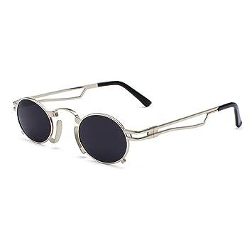 AAMOUSE Gafas de Sol Pequeñas Gafas de Sol ovaladas ...