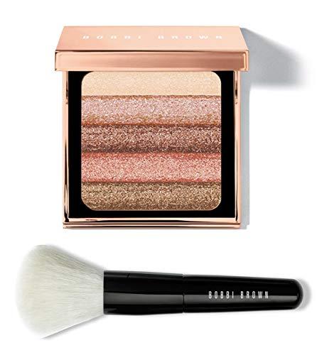 Pink Shimmer Brick - Bobbi Brown Mini Glow Set, Sunset Pink Shimmer Brick