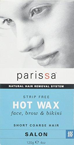 Parissa, Wax Strip Free Hot, 4 Ounce