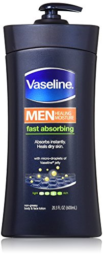 Vaseline Men Healing Moisture Absorbing product image