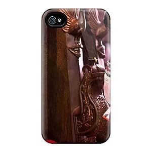 Defender Case With Nice Appearance (deepika Padukone Ranveer Singh In Ram Leela) For Iphone 4/4s