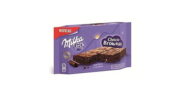Lu - Milka Brownie Chocolate Para Compartir 220G - Milka Brownie Chocolat A Partager 220G - Precio Por Unidad - Entrega Rápida: Amazon.es: Alimentación y ...
