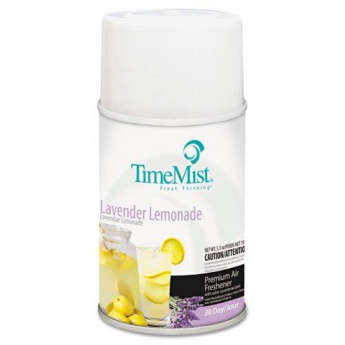 TimeMist - Metered Fragrance Dispenser Refill, Lavender Lemonade, 5.3oz, Aerosol 335327TMCACT (DMi CT