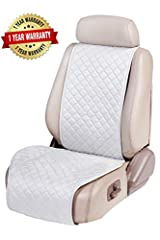 Take Your Driving Experience With The Unique IVICY Car Seat Covers for Adult! Are you looking for a replacement cover that will work & protect your seats from dog - fitness - sports - running - workout - sweat - beach - hair - without des...
