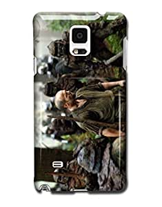 Tomhousomick Custom Design Forever Famous Hero Jason Statham Case Cover for Samsung Galaxy Note 4 N9100 2015 Hot New Style