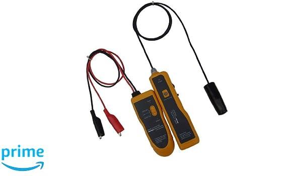 NOYAFA d3in0580-b Metro Cable localizador, encontrar fácilmente mascotas valla Cables, Cables de control aspersor, tubos de metal, cables eléctricos, ...