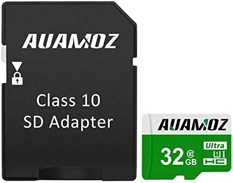 Micro SD Card 32GB Tablet and PCs Micro SDHC Class 10 UHS-I High Speed Memory Card for Phone