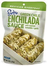 Frontera Green Chile Medium Enchilada Sauce by Frontera Foods