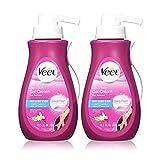 Veet Gel Hair Removal Cream Sensitive, 13.5 Ounce