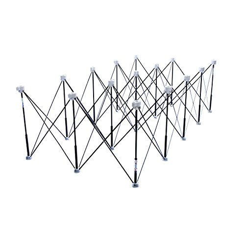 Centipede Tool K200 Support XL 15 Strut Expandable 4' X 8' Portable Sawhorse and Work System (Expandable Top Load)