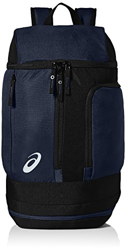 ASICS Tm X-Over Backpack, Navy/Black, One Size