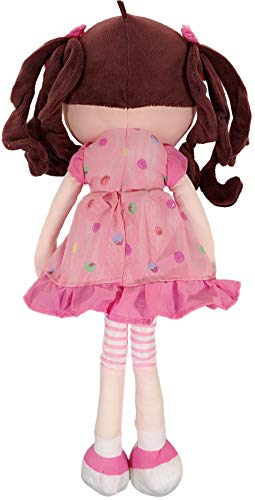 """Anico Well Made Play Doll for Children Sidney Doll, 15"""""""" Tall, Pink (A5799P)"""