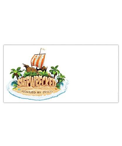Logo Outdoor Banner - Shipwrecked