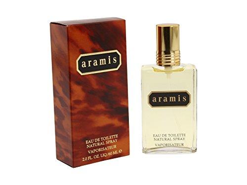 Aramis Eau De Toilette Spray for Men, 2 Ounce