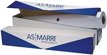 As Marri papel Inkjet Plotter 1067 Mmx50Mt 90 gr Mate J. 90s Marri ...