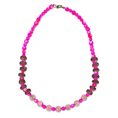 Novica Summer Necklace - 2