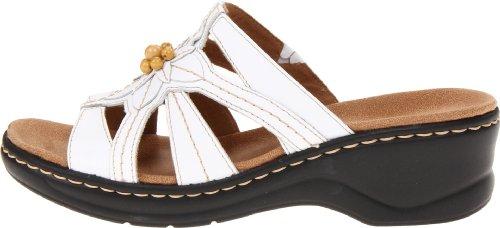 Clarks Lexi Clarks White Sandalo Myrtle Lexi Myrtle OqdwHS