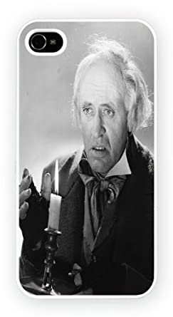 a christmas carol 1951 scrooge candle movies durable glossy case for the iphone 5c - Christmas Carol 1951
