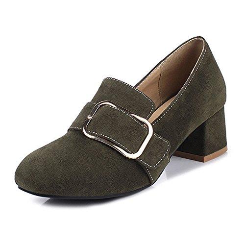 Dames A Souligné Toe Pompes De Mariage Chaussures Us 9