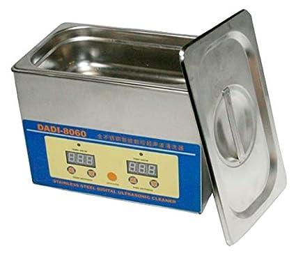 Biwond - Limpia metales ultrasonido industrial 60w dadi-8060