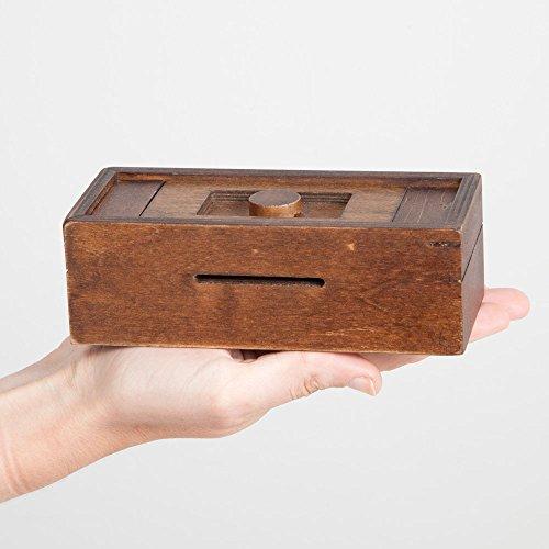 bits and pieces japanese secret puzzle box brainteaser
