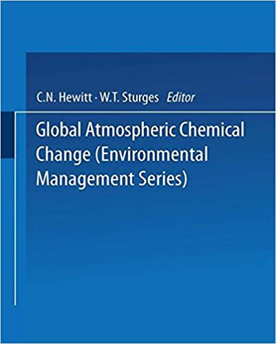 Global Atmospheric Chemical Change (Environmental Management Series