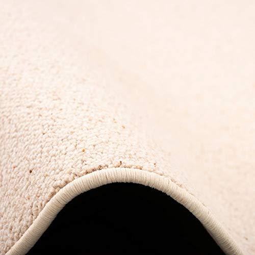 Natur Teppich Wolle Berber Beige Rund in in in 7 Größen B002HSASTQ Teppiche 13677b