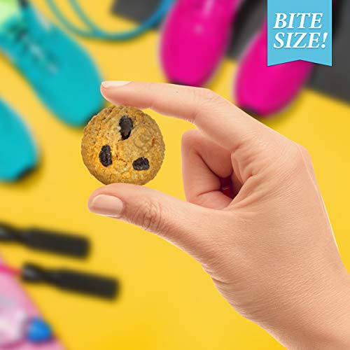 Proudly Pure Mini Bite Size On the Go 3 Pack Keto Cookie Chocolate Chip Snacks - Healthy Low Carb, Diet Friendly, Tasty and Delicious Gluten Free Food Treats Made With Real All Natural Ingredients 7