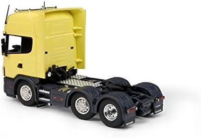 TEK69681 Camion 6x2 SCANIA L 164 Topline