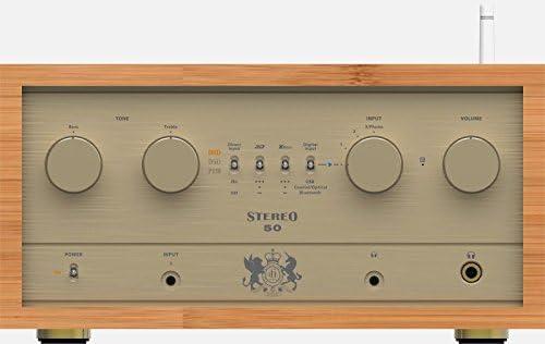 Ifi Audio Retro Stereo 50 Integrated Amplifier Elektronik