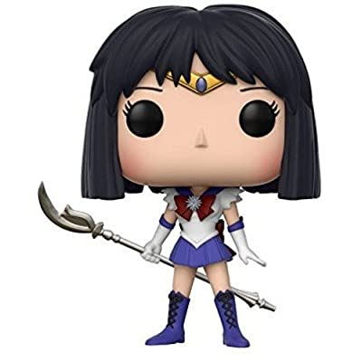 Funko Pop Animation: Sailor Moon - Sailor Saturn Collectible Vinyl Figure: Funko Pop! Anime:: Toys & Games