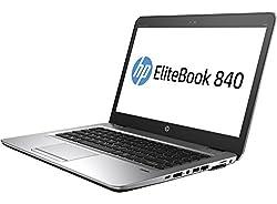 2018 HP Elitebook 840 G1 14.0 Inch High Performanc Laptop Computer, Intel i5 4300U up to 2.9GHz, 8GB Memory, 500GB HDD, USB 3.0, Bluetooth, Window 10 Professional (Certified Refurbished)