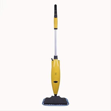 SADDPA Mopa eléctrica, Limpiador húmedo de Suelos, Aspirador y Limpiador a Vapor,para Suelos Duros, aspira y Limpia,1300 W: Amazon.es: Hogar