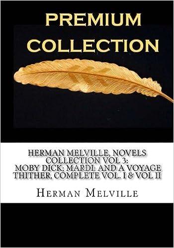 herman melville novels