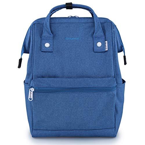 - Himawari Travel Backpack Large Diaper Bag Doctor Bag Backpack School Backpack for Women&Men (H2261 Royal blue)